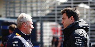 Wolff e Marko attaccano FIA e Ferrari