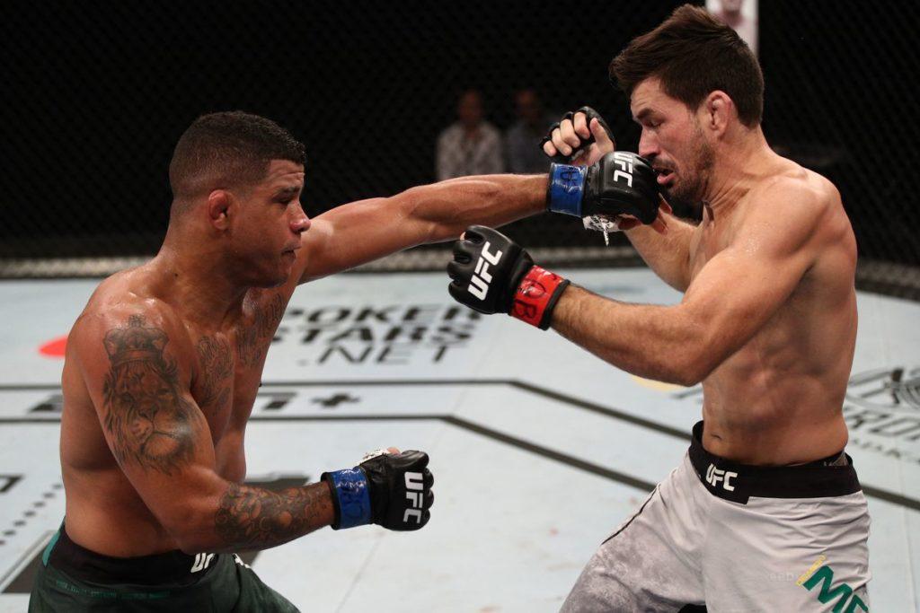 UFC Fight Night 170 - Gilbert Burns