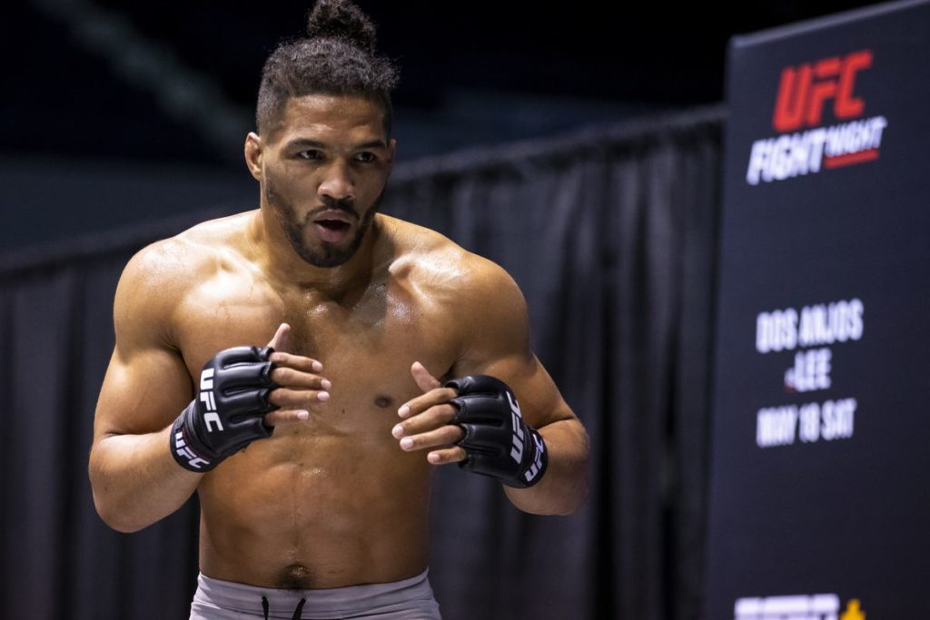 UFC Fight Night 170 - Kevin Lee