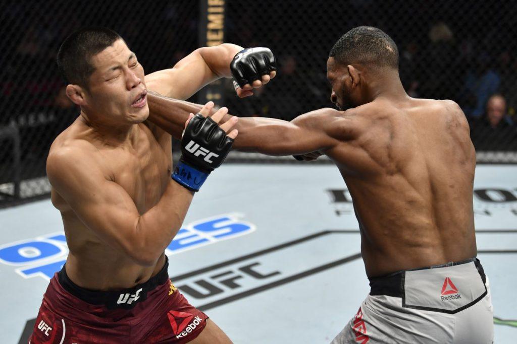 UFC 248 - Neil Magny