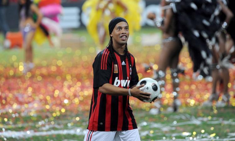 Ronaldinho, Milan