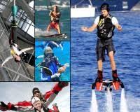 extreme sport celebrity