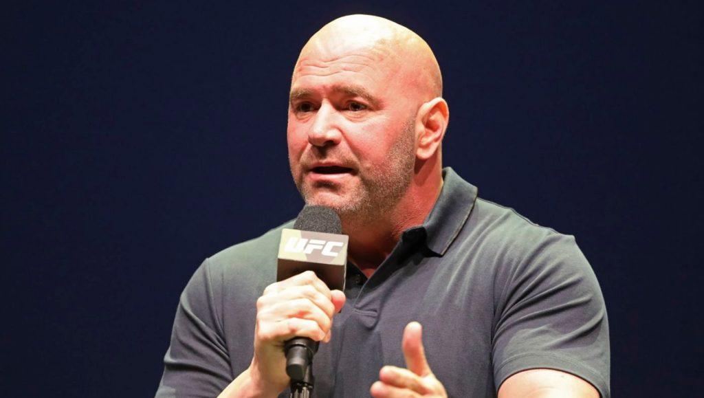 UFC - Dana White conferma che ha la location per UFC 249