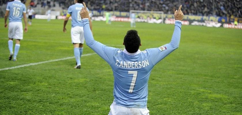 Lazio, Felipe Anderson