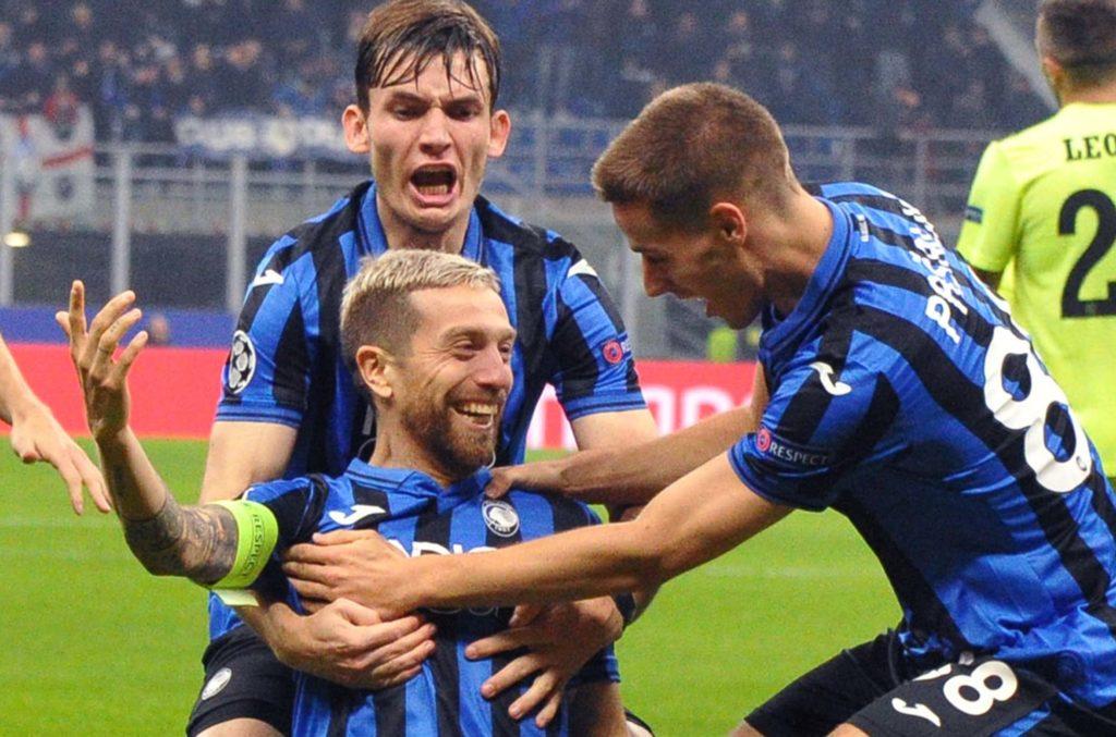Gasperini prepara Atalanta-Liverpool
