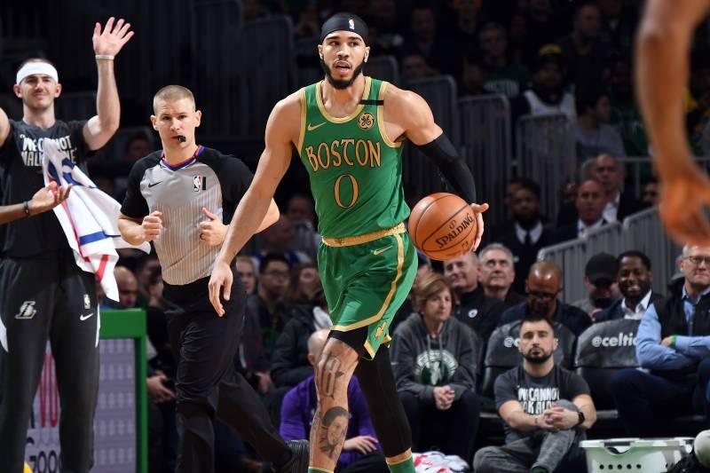Boston Celtics, il quintetto di Jayson Tatum