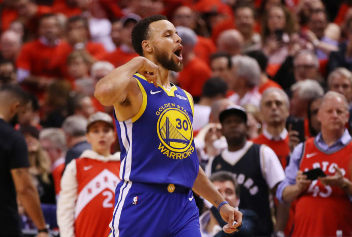 Golden State Warriors, il quintetto Steph Curry