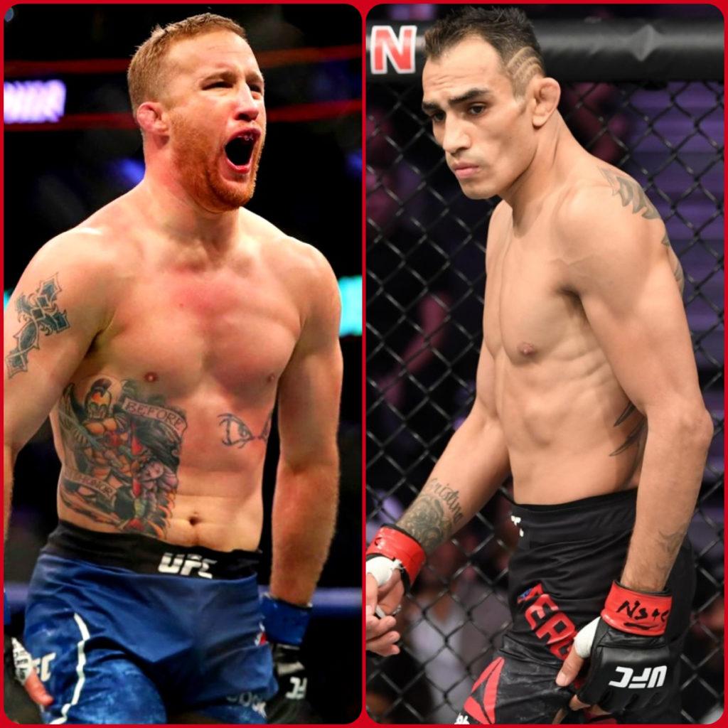 UFC 249 - I due protagonisti del main event