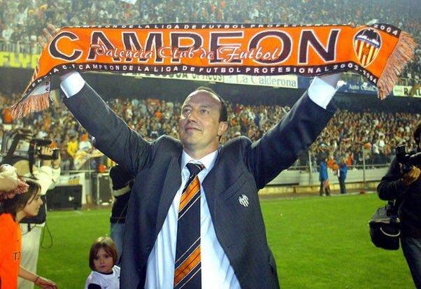 Valencia, Rafael Benitez