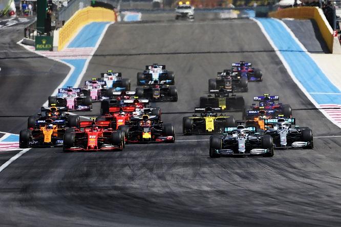Formula 1, cancellato anche il Gran Premio di Francia