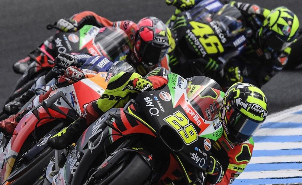 MotoGP calendario 2021 con 20 gare. Forse   PeriodicoDaily Sport