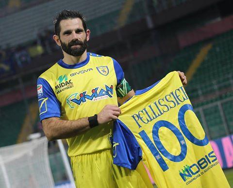 Chievo Verona, 100 gol in Serie A di Sergio Pellissier