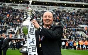 Newcastle United, Rafael Benitez
