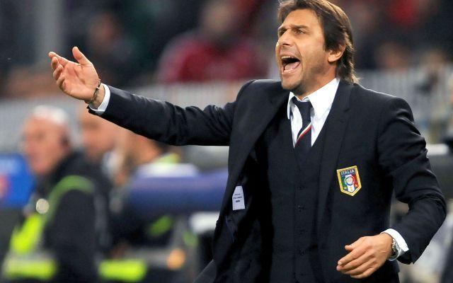Italia, Antonio Conte, Mertens