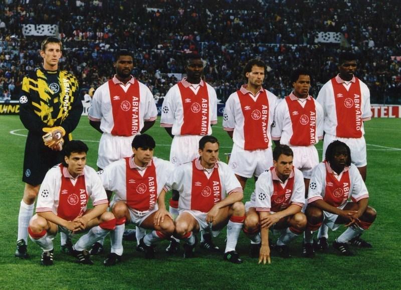 L'Ajax di Frank de Boer
