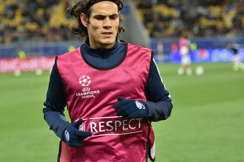 Paris Saint Germain, Edison Cavani