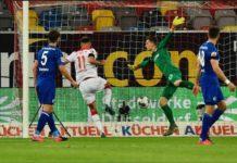 Fortuna Dusseldorf-Schalke 04