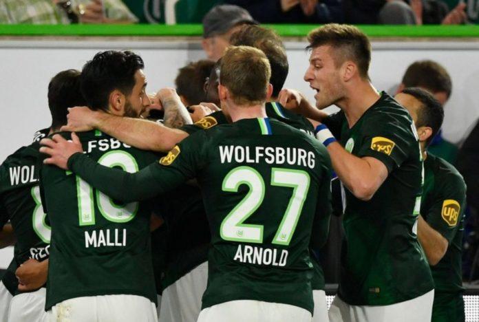 Il Wolfsburg vince in casa dell'Augsburg