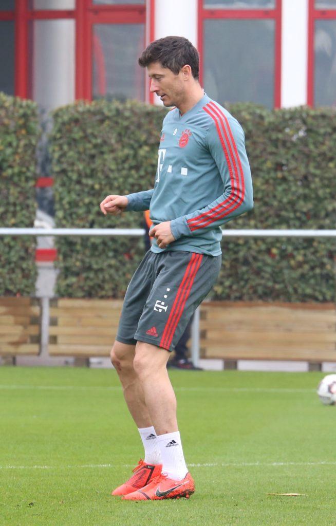 Bayern Monaco, Robert Lewandosky,  Bayern Monaco - Eintracht