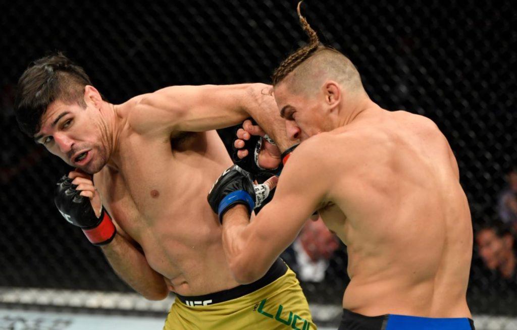 UFC 249 - Vicente Luque Vs Niko price