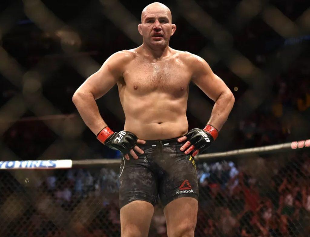 UFC Fight Night 171 - Glover Teixeira