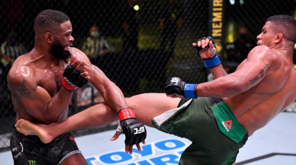 UFC ESPN 9 - Gilbert Burns