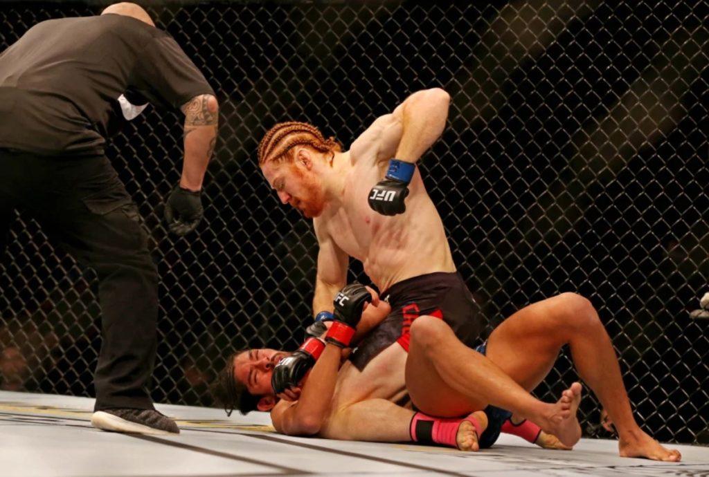 UFC Fight Night 173 - Spike Carlyle
