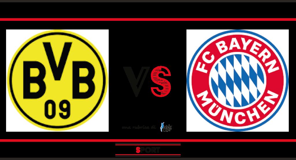 Borussia Dortmund Bayern Monaco (DFL Supercup)