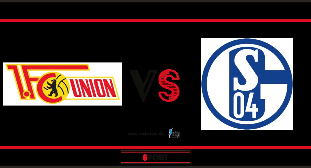 Pronostico di Union Berlino-Schalke, 30a giornata di Bundesliga.