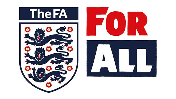 Il logo della FA.