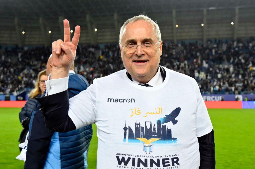 Lazio, Claudio Lotito