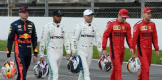 F1, possibile salary cup per i piloti