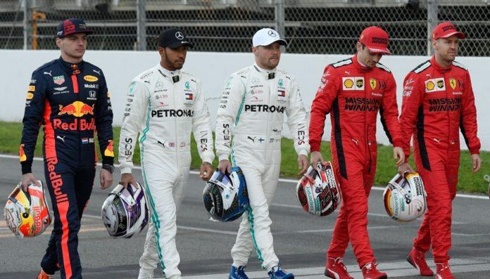 F1, possibile salary cup per i piloti