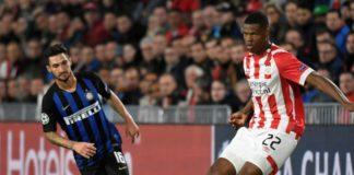 Dumfries sfida l'Inter