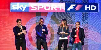 F1, Sky rinnova i diritti tv fino al 2022