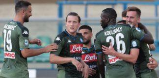 Hellas Verona-Napoli