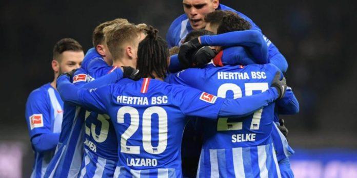 Herta - Leverkusen