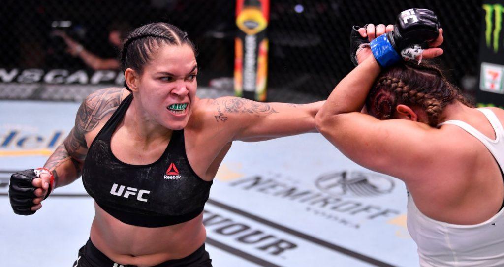UFC Giugno - Amanda Nunes è l'atleta del mese