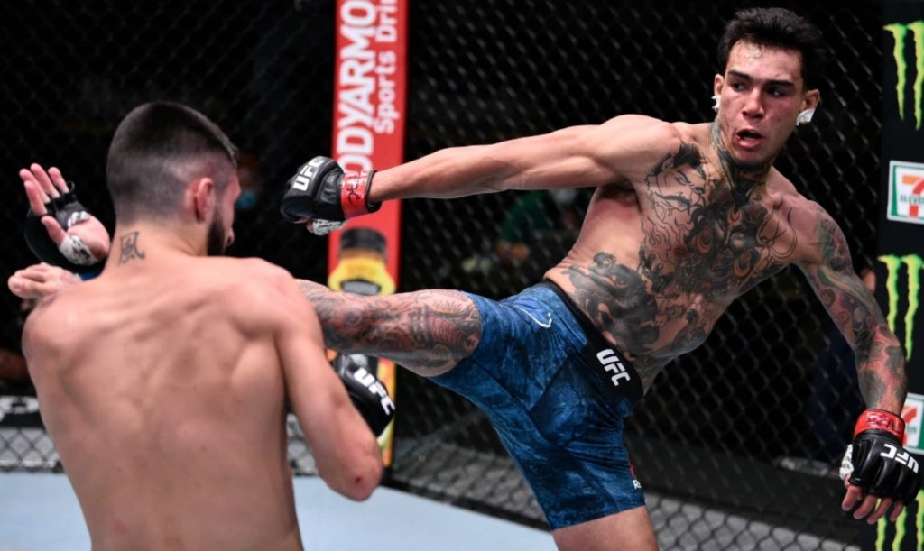 UFC ESPN 10 - Andre Fili
