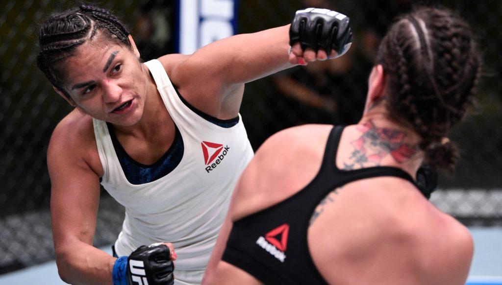 UFC On ESPN - Cynthia Calvillo