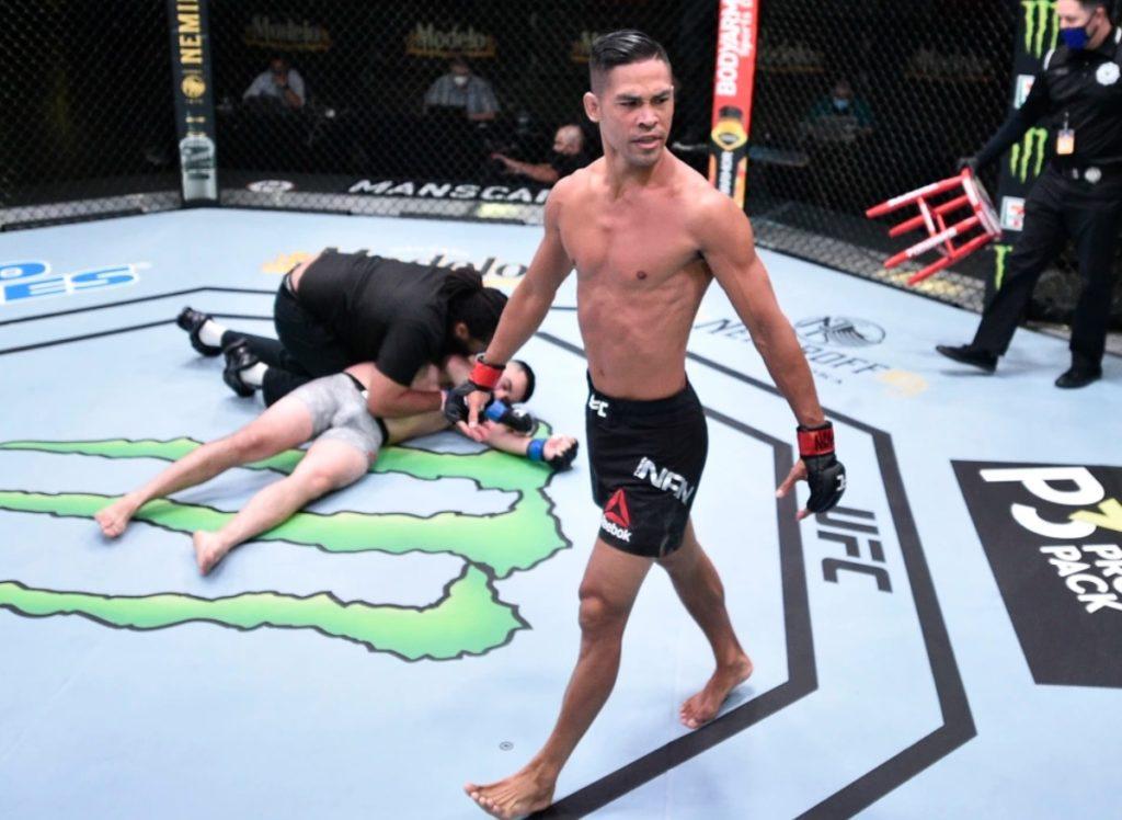 UFC ESPN 10 - Tyson Nam