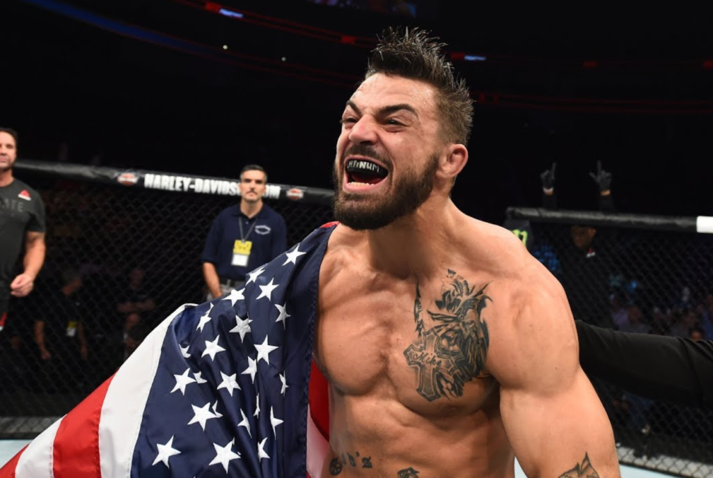UFC ESPN 12 - Mike Perry