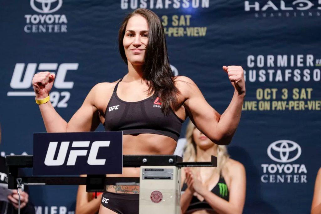 UFC Fight Night 174 - Jessica Eye