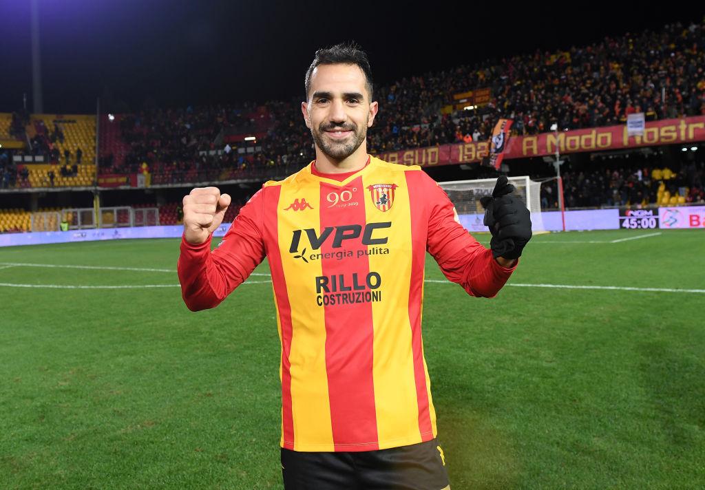 Marco Sau, Benevento - Juve Stabia
