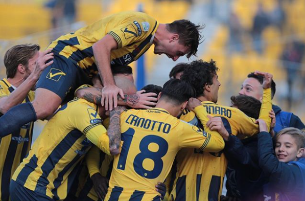 Juve Stabia - Entella