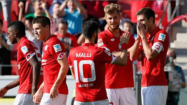 Eintracht - Mainz
