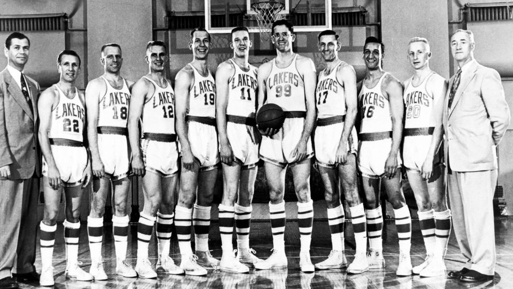 La nascita della NBA