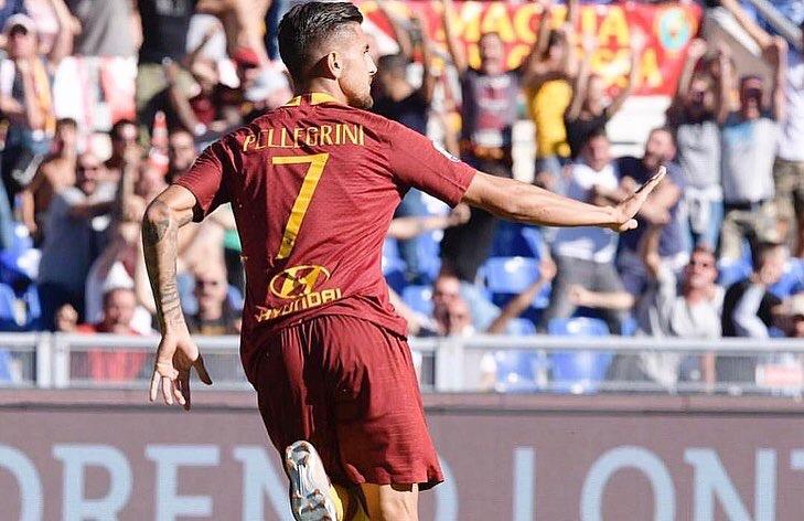 Roma Udinese Pellegrini salterà il match