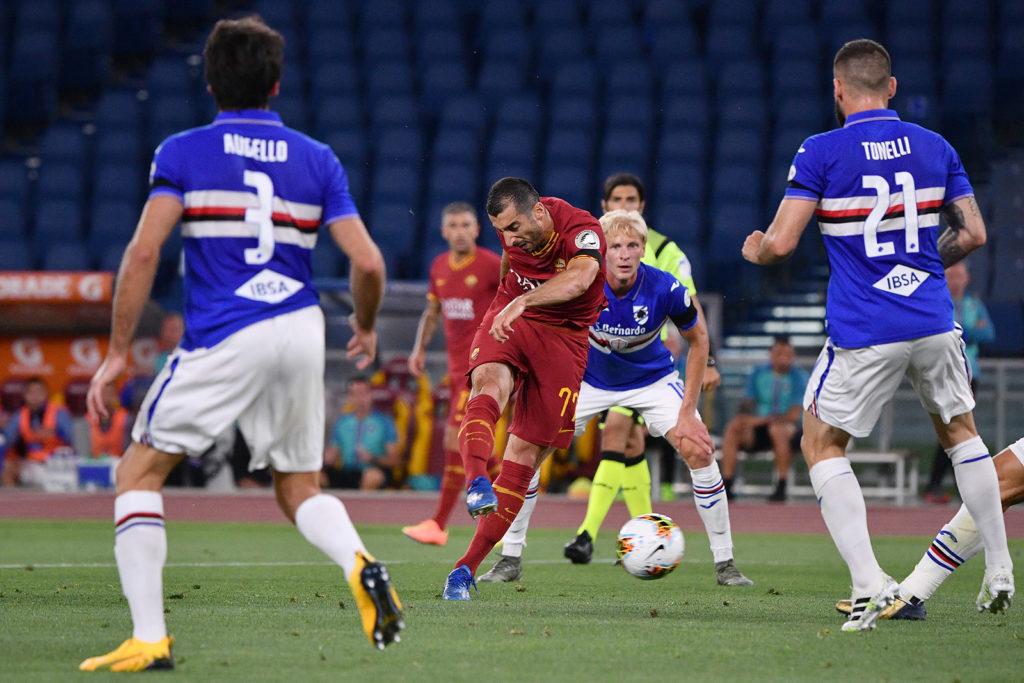 Roma-Sampdoria 2-1