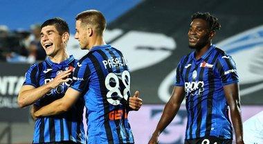 Nella 33a giornata di Serie A l'Atalanta ha sommerso 6-2 il Brescia.